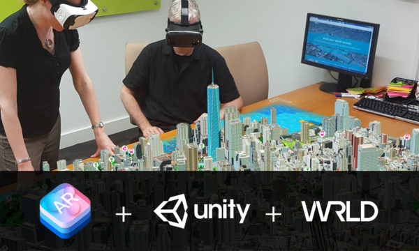 How to Use ARKit with the WRLD Unity SDK: Part 1 | WRLD3D