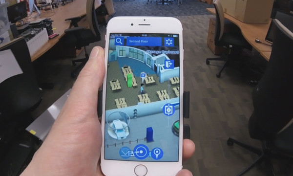 Our Senion integration brings indoor navigation to reality