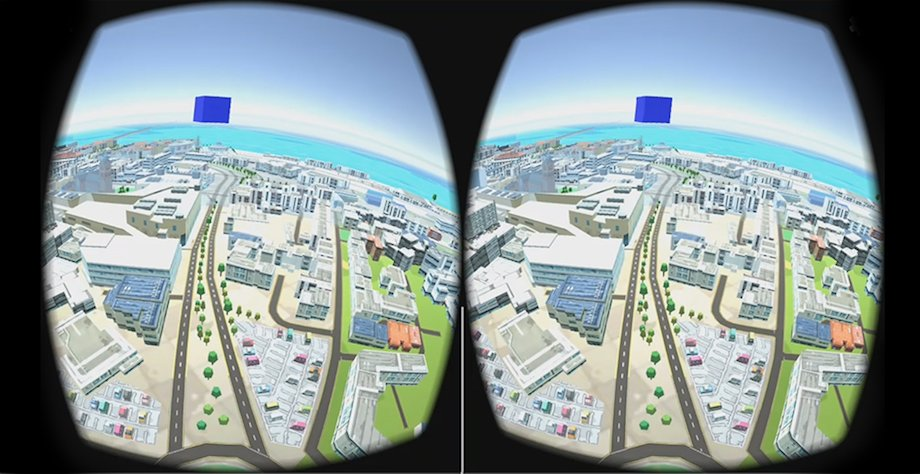 Introducing WRLD 3D Maps Examples for VR and AR Experiences