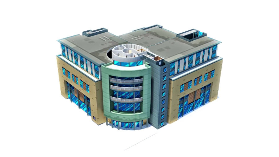 3D Maps and Indoor Mapping Platform | WRLD3D